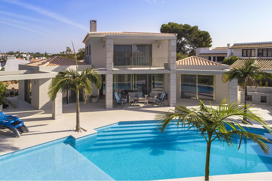 Casa Algar Seco by Bespoke Algarve Architects
