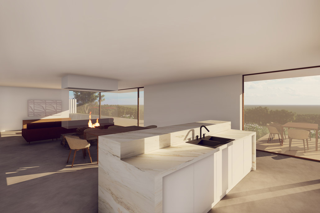 Casa Porches Velho II by Bespoke Architects