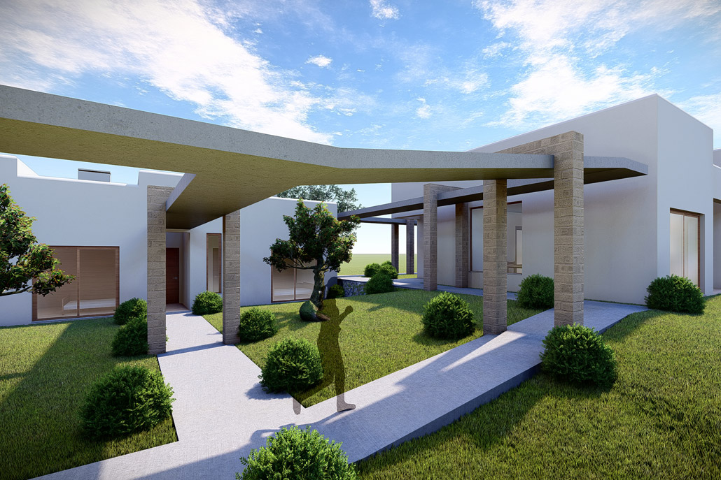 Pure - Rural Turism by Bespoke Architects