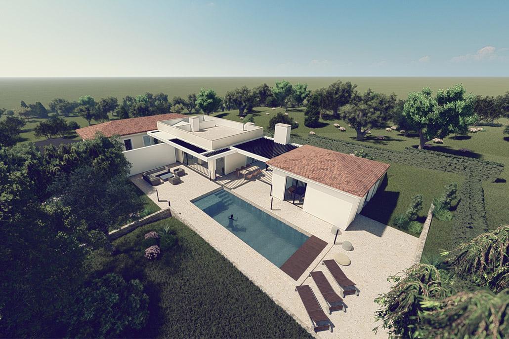 Quinta do Rosal by Bespoke Architects