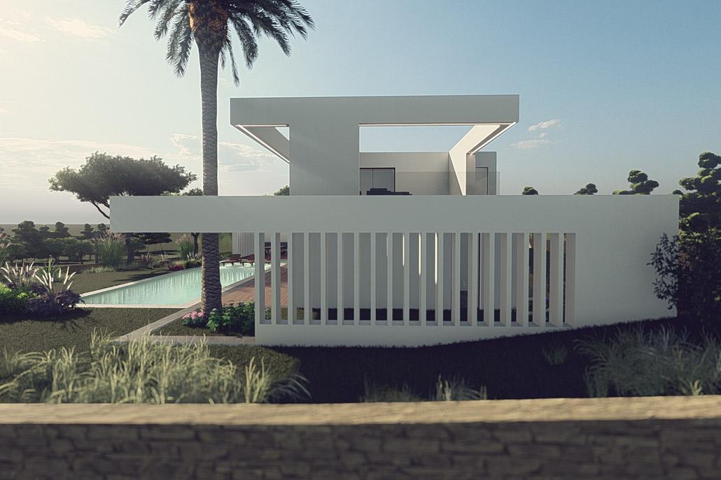 Casa Horizontal by Bespoke Architects
