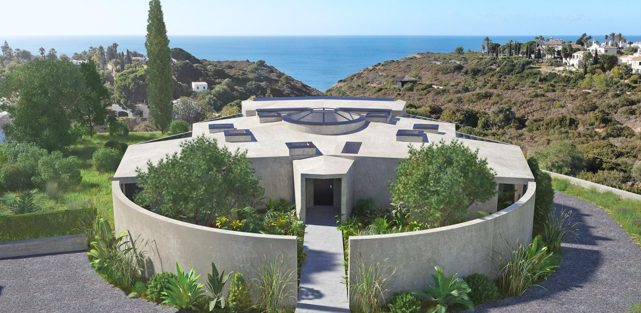 Casa Sky Base I by Bespoke Architects