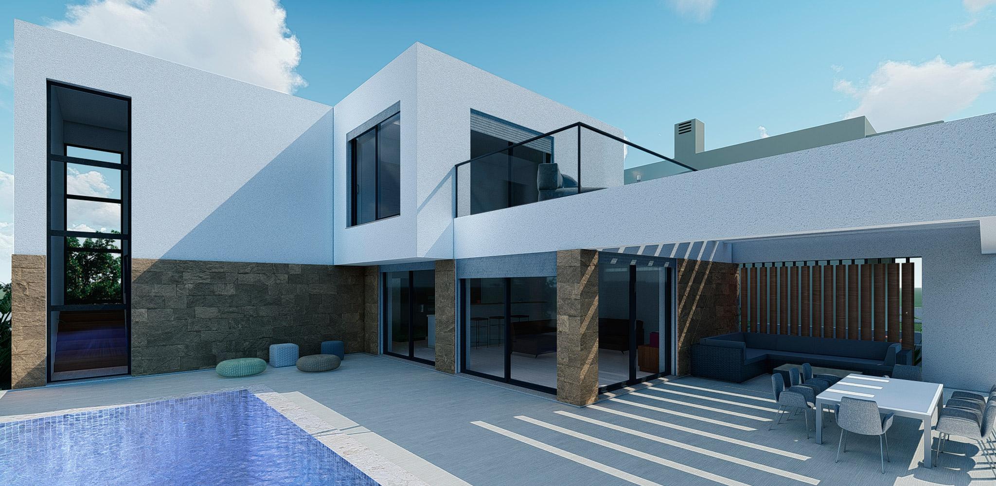 Casa Boavista II by Bespoke Architects