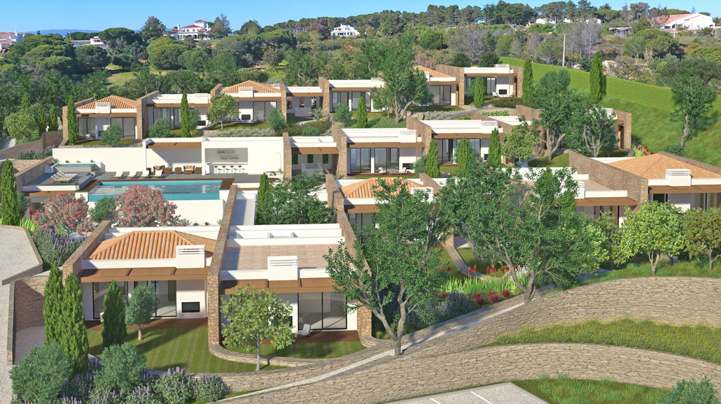 Lagoa - Rural Turism by Bespoke Architects