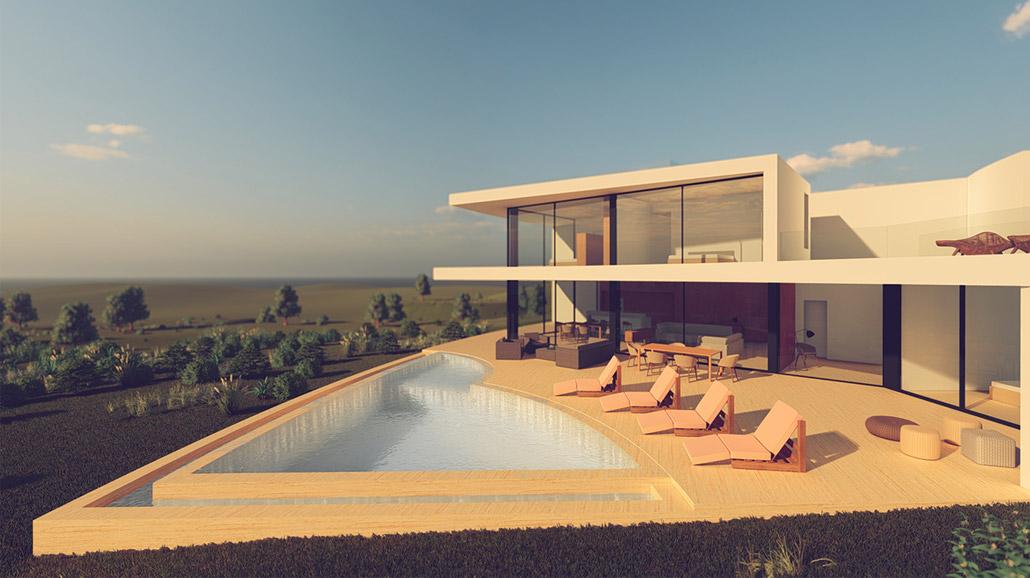 Casa Da Lapa II by Bespoke Architects