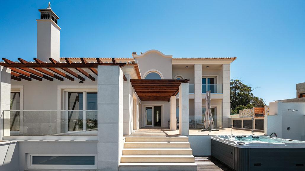 Aldeia das Chaminés by Bespoke Algarve Architects