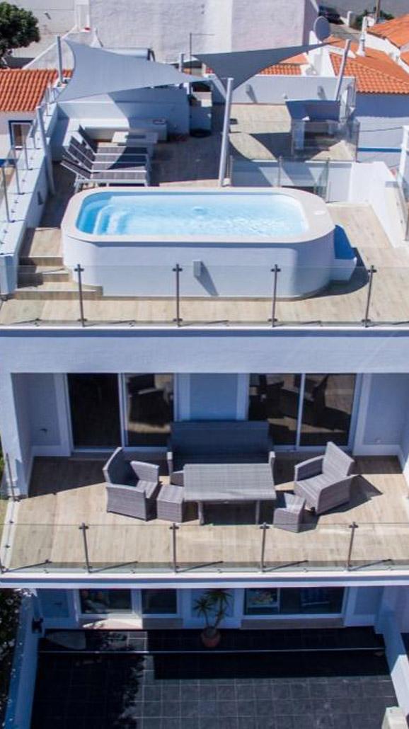 Casa Milhafre by Bespoke Architects